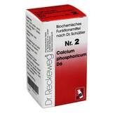 Produktbild Biochemie 2 Calcium phosoricum D 6 Tabletten