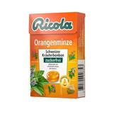 Produktbild Ricola ohne Zucker Box Orangenminze