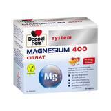 Produktbild Doppelherz system Magnesium 400 Citrat Granulat