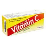 Produktbild Vitamin C 100 mg Dragees