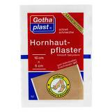 Produktbild Gothaplast Hornhautpflaster 6x10 cm