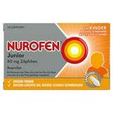Produktbild Nurofen Junior 60 mg Zäpfchen