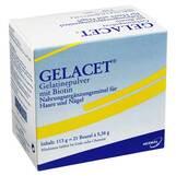 Produktbild Gelacet Gelatinepulver mit Biotin im Beutel