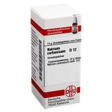 Produktbild DHU Natrium carbonicum D 12 Globuli