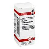 Produktbild DHU Platinum metallicum C 200 Globuli