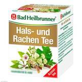 Produktbild Bad Heilbrunner Tee Hals- und Rachen Filterbeutel