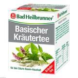 Produktbild Bad Heilbrunner Tee Basische Kräuter Filterbeutel