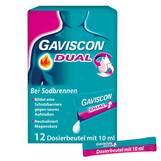 Produktbild Gaviscon Dual 500mg / 213mg / 325mg Suspension im Beutel
