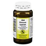 Produktbild Zincum Cyanat F Komplex Nr. 204 Tabletten