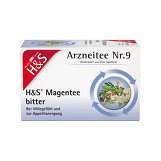Produktbild H&S Magentee Filterbeutel