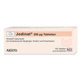 Produktbild Jodinat 200 µg Tabletten