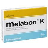 Produktbild Melabon K Tabletten