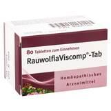 Produktbild Rauwolfiaviscomp Tab Tabletten