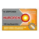 Produktbild Nurofen Junior 125 mg Zäpfchen