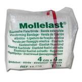 Produktbild Mollelast 4cmx4m weiß