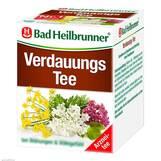 Produktbild Bad Heilbrunner Tee Verdauung Filterbeutel