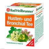 Produktbild Bad Heilbrunner Tee Husten und Bronchial N Beutel