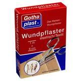 Produktbild Gothaplast Wundpflaster elast 6 cm x 1 m geschnitten
