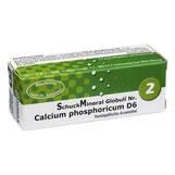 Produktbild Schuckmineral Globuli 2 Calcium phosphoricum D6