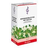 Produktbild Weissdornblätter mit Blüten Tee