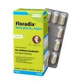Produktbild Floradix Eisen plus B12 vegan Kapseln