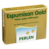 Produktbild Espumisan Gold Perlen gegen Blähungen