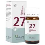 Produktbild Biochemie Pflüger 27 Kalium bichromicum D 6 Tabletten