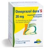 Produktbild Omeprazol dura S 20 mg magensaftresistente Kapseln