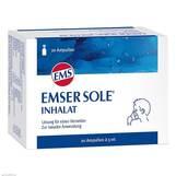 Produktbild Emser Sole Inhalat Inhalationsampullen