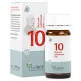 Produktbild Biochemie Pflüger 10 Natrium sulfuricum D 6 Tabletten