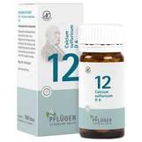 Produktbild Biochemie Pflüger 12 Calcium sulfuricum D 6 Tabletten