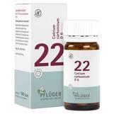 Produktbild Biochemie Pflüger 22 Calcium carbonicum D 6 Tabletten