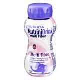 Produktbild Nutrini Drink Multi Fibre Erdbeergeschmack