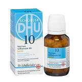 Produktbild Biochemie DHU 10 Natrium sulfuricum D 6 Karto Tabletten