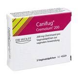 Produktbild Canifug Cremolum 200 Vaginalsuppositorien