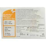 Produktbild Infusionszubehör Butterfly 25 G orange