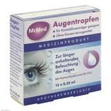 Produktbild Mcmed Augentropfen Einzeldosispipetten