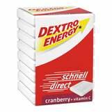 Produktbild Dextro Energy Cranberry Ltd.Edition