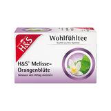 Produktbild H&S Melisse Orangenblüte Filterbeutel