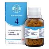 Produktbild Biochemie DHU 4 Kalium chloratum D 6 Tabletten