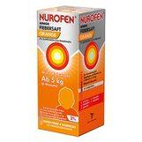 Produktbild Nurofen Junior Fiebersaft Orange 2%