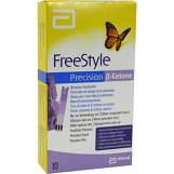 Produktbild Freestyle Precision Beta Ketone Blutketon Teststreifen
