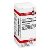 Produktbild DHU Chininum sulfuricum C 30 Globuli