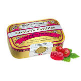 Produktbild Grethers Redcurrant + Vitamin