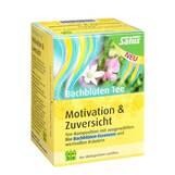 Produktbild Bachblüten Tee Motivation & Zuversicht Bio Salus