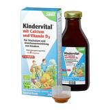 Produktbild Kindervital Bio mit Calcium + D3 Tonikum Salus