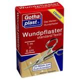 Produktbild Gothaplast Wundpflaster standard 6 cm x 1 m