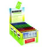 Produktbild Anabox Tagesbox hellrot