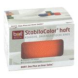 Produktbild Bort Stabilocolor haft Binde 4cm orange