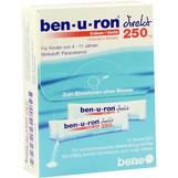 Produktbild Ben-U-Ron direkt 250 mg Granulat Erdbeer / Vanille